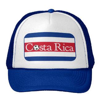 Costa Rica Football Trucker Hat