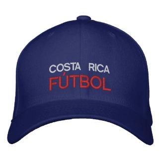 COSTA RICA FUTBOL BASEBALL CAP