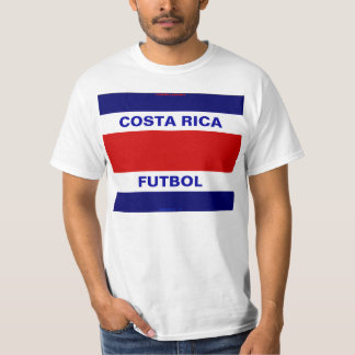 COSTA RICA FUTBOL T-Shirt