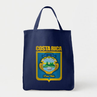"""Costa Rica Gold"" Gift Ideas Tote Bag"