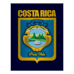 """Costa Rica Gold"" Posters & Prints"