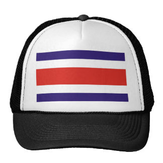 Costa Rica Mesh Hats