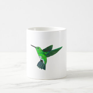 Costa Rica Hummingbird Coffee Mugs