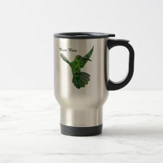 Costa Rica Hummingbird Coffee Mug