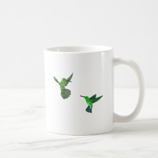 Costa Rica Hummingbirds Mugs