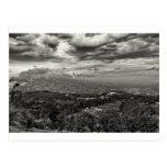 Costa Rica Landscape Postcard
