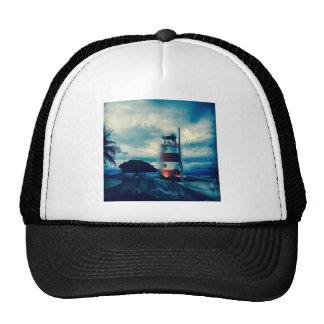 Costa Rica Lighthouse Cap