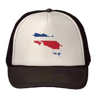 COSTA RICA MAP CAP