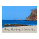 Costa Rica Playa Flamingo Postcard