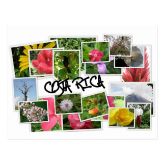 COSTA RICA POST CARDS