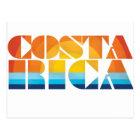 Costa Rica Postcard