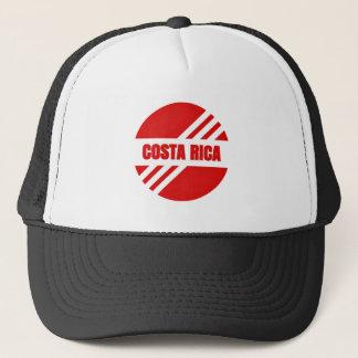 Costa Rica Red Dive Hat