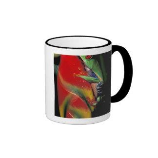 Costa Rica, Red Eyed Tree Frog. Coffee Mug
