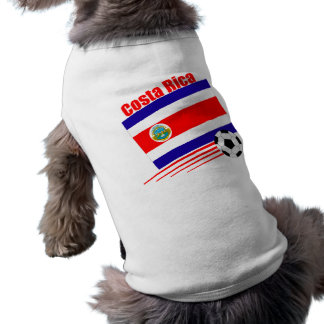 Costa Rica Soccer Team Shirt