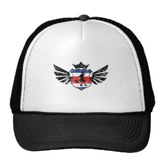 Costa Rica soccer tshirt Cap