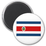 Costa Rica State Flag Magnet