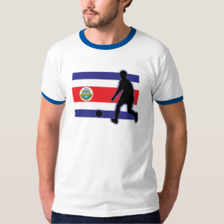 Costa Rica Striker T-Shirt