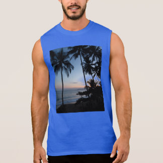 Costa Rica Sunrise Sleeveless Shirt