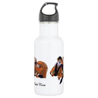 Costa Rica Titi Monkey 532 Ml Water Bottle