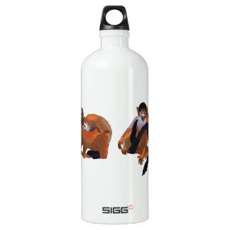 Costa Rica Titi Monkey SIGG Traveller 1.0L Water Bottle