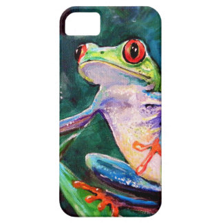 Costa Rica Tree Frog Barely There iPhone 5 Case