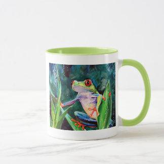 Costa Rica Tree Frog Mug