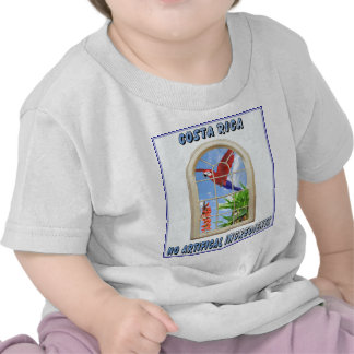 Costa Rica T Shirt