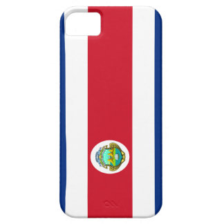 Costa Rican Flag iPhone Case iPhone 5 Cases