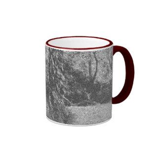 Costa Rican Forest Road Coffee Mug