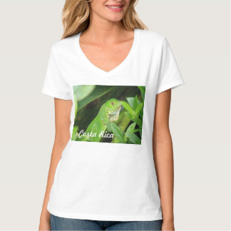 Costa Rican Lizard T-Shirt