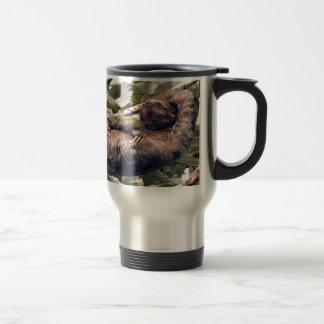 Costa. Rican sloth Travel Mug