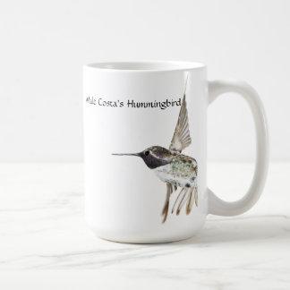 Costa's Himmingbird Mug
