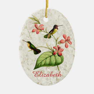 Costa's Hummingbird Christmas Ornament