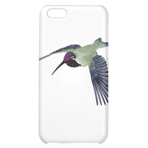 Costas Hummingbird Cover For iPhone 5C