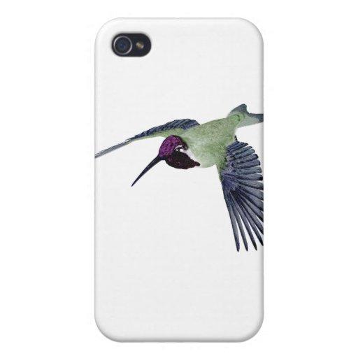 Costas Hummingbird iPhone 4/4S Case