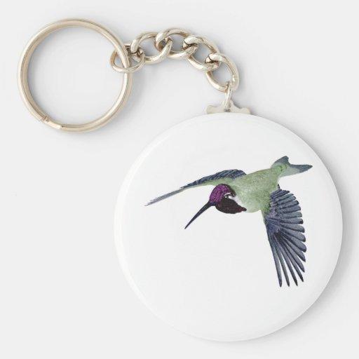 Costas Hummingbird Keychain
