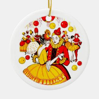 Costume Dance Christmas Ornament