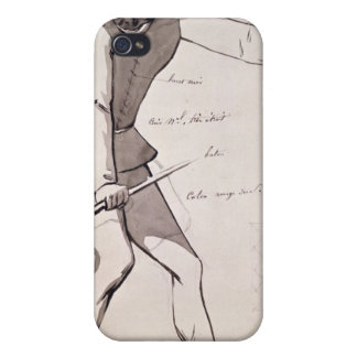 Costume design for an Acrobat Case For iPhone 4