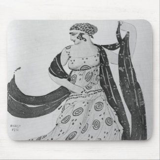 Costume design for 'Cleopatra', 1910 Mouse Mat