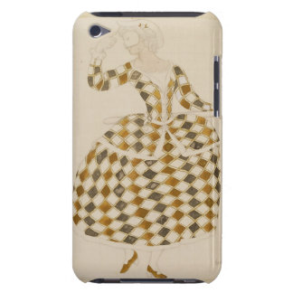 Costume design for Columbine, from Sleeping Beauty Barely There iPod Case