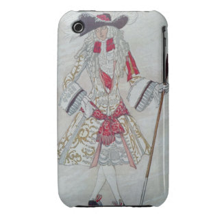 Costume design for Prince Charming at Court, from Case-Mate iPhone 3 Cases