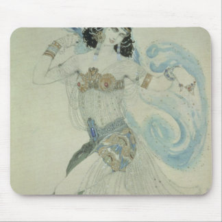 Costume design for Salome Mouse Pad