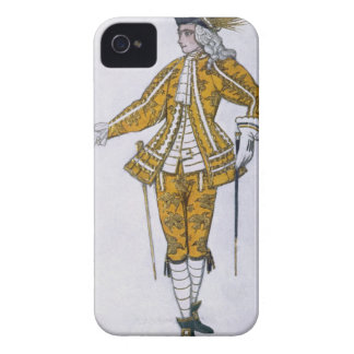 Costume design for the Fairy Canary's Pageboy, fro Case-Mate iPhone 4 Case