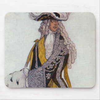 Costume design for The King, in the Garden, from S Mouse Pad