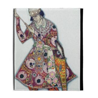 Costume design for The Tsarevitch, from The Firebi iPad Folio Cases