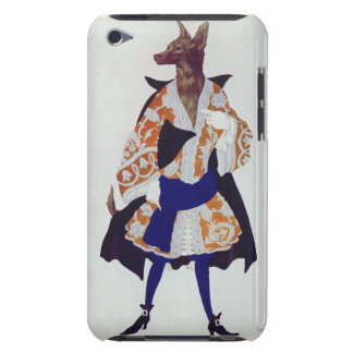 Costume design for The Wolf, from  Sleeping Beauty iPod Touch Case