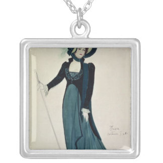 Costume design for Tosca Necklace