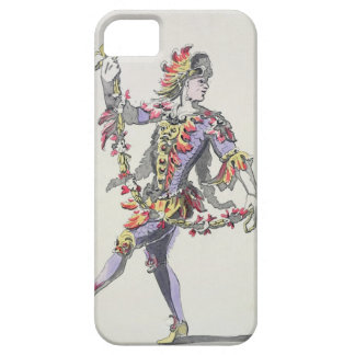 Costume design for Triton, in a 17th century balle Case For The iPhone 5