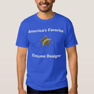 Costume Designer: America's Favorite Tee Shirts