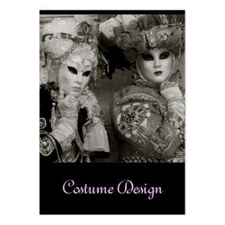 Costume Designer Business Card